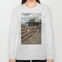 Talk a walk Long Sleeve T-shirt