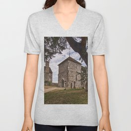 St Mary Sullington Unisex V-Neck