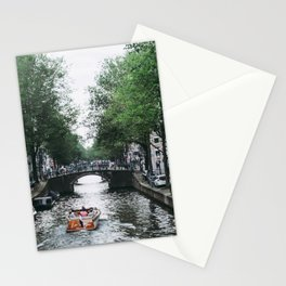 Canal Cruise Stationery Cards