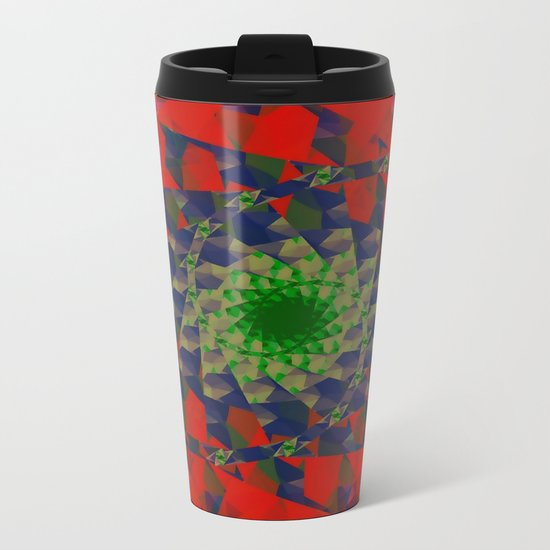 Unwound No. 1 Metal Travel Mug