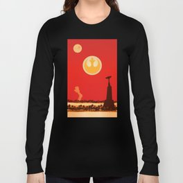 Save the Rebellion Long Sleeve T-shirt