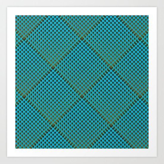 I_Like_Pattern n°1 Art Print