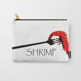 Shrimp! Carry-All Pouch