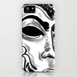 Dream of the Mask iPhone Case