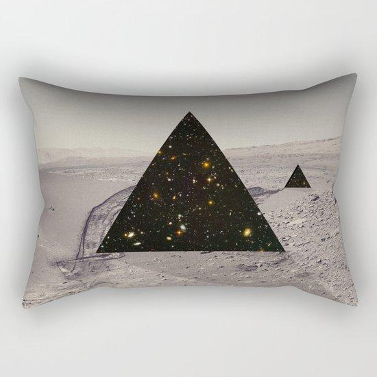 Time Machine Rectangular Pillow