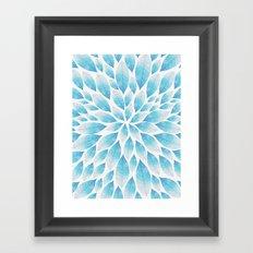 Petal Burst #9 Framed Art Print