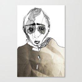 Lapìs Canvas Print