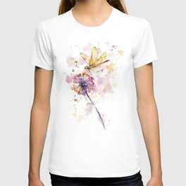 Dragonfly & Dandelion Dance T-shirt
