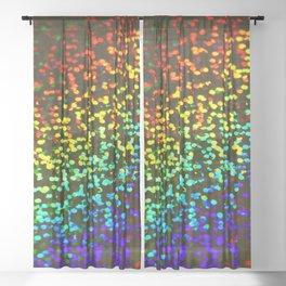 Glimmer & Gleam Sheer Curtain