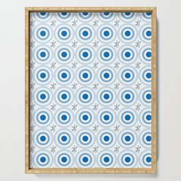 Wi-Fly - UI inspired pattern series Serving Tray