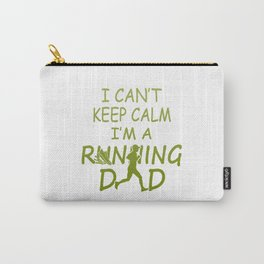 I'M A RUNNING DAD Carry-All Pouch