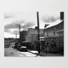 Anywhere USA Canvas Print