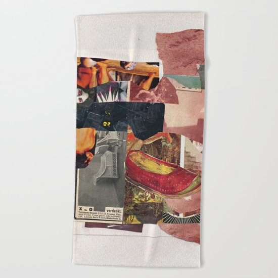 D.R.G.M. Beach Towel