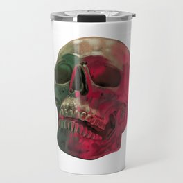 Skull Reflet Travel Mug
