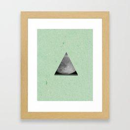 Carbonated Framed Art Print