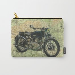 Vincent Comet - We were never born to follow Carry-All Pouch