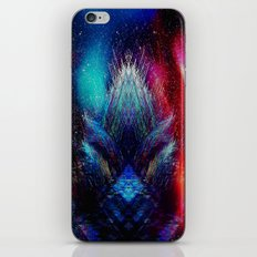 Galaxy Castle iPhone & iPod Skin