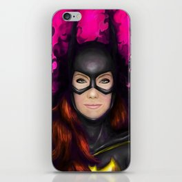 Bat of Stone iPhone Skin