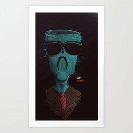 Stay Creative Art Print
