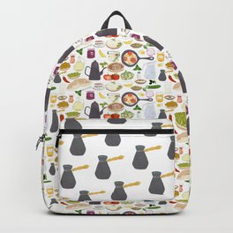 Arabian Breakfast Backpack