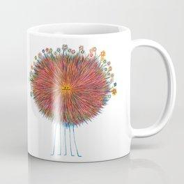 Poofy Frizzle Muff Coffee Mug