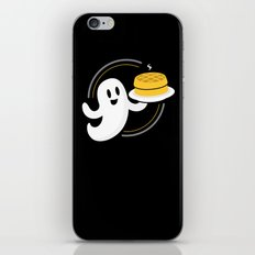 Ghost Waffles (Podcast) iPhone & iPod Skin
