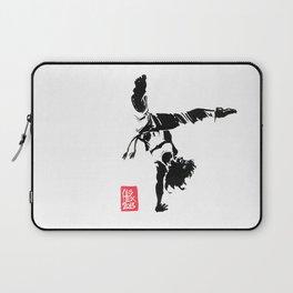 Capoeira 451 Laptop Sleeve