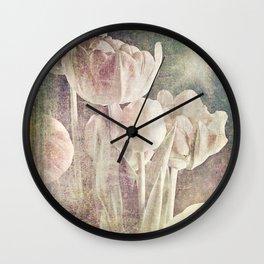 enchanted spring Wall Clock