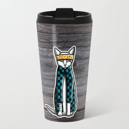 Gato Cholo - Kitty Cat Travel Mug