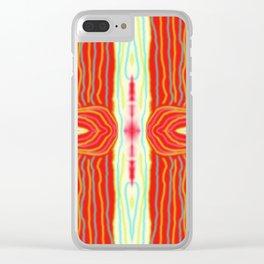 Splurge Clear iPhone Case