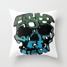 """Fight for what is right"" Throw Pillow"