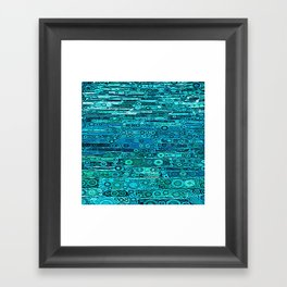 :: Tropical Sea :: Framed Art Print