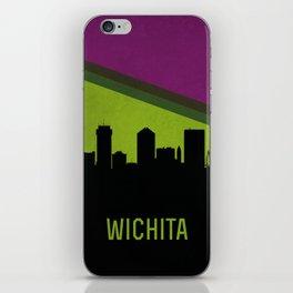 Wichita Skyline iPhone Skin