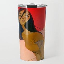dot Travel Mug