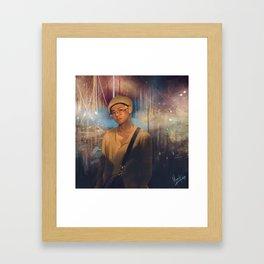 G.C.P V Framed Art Print