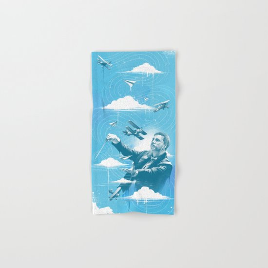 Ciel Symphonie Hand & Bath Towel