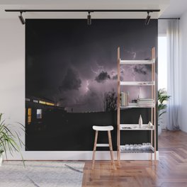 Electric Country Wall Mural