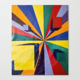 color portal Canvas Print