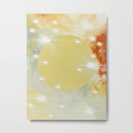 The Sun & Other Stars Metal Print