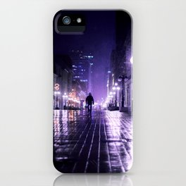 there is no more time iPhone Case