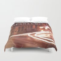 infinite Duvet Covers featuring infinite. by Sammi  Shea