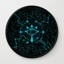 Sheikah Tech Wall Clock