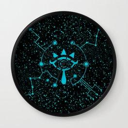 Sheikah Tech Wall Clock