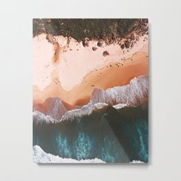 The Dark Current of Australia Metal Print