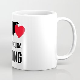 North Carolina strong / Hurricane season Coffee Mug