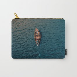 Gone for the Ocean Carry-All Pouch