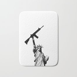 Statue of Liberty  Bath Mat