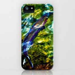 Breathing Water iPhone Case