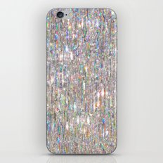To Love Beauty Is To See Light (Crystal Prism Abstract) iPhone & iPod Skin