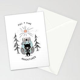 Adventure Bear Stationery Cards